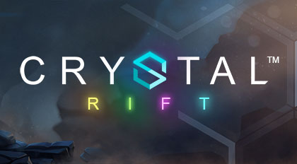 CRYSTAL RIFT™ video slot