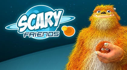 SCARY FRIENDS™ video slot
