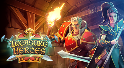 Treasure Heroes™ video slot
